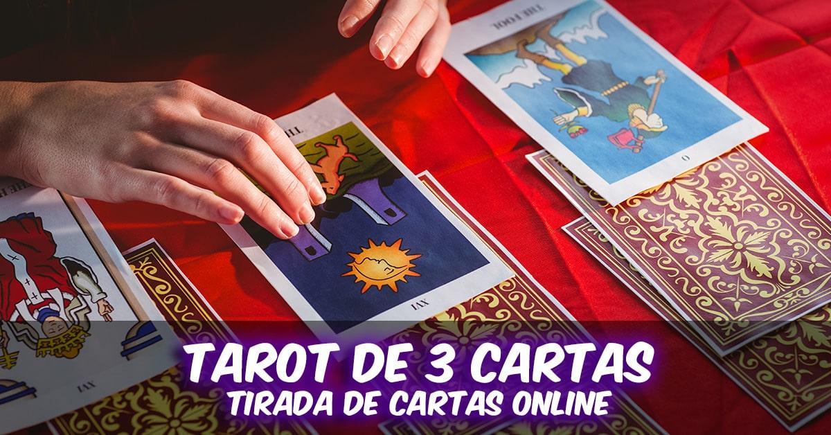 tarot en 3 cartas