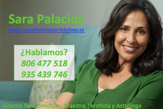 Sara Palacios Vidente